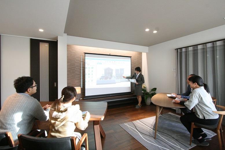 \家族の建てたい家がわかる/<br>体験談から楽しく学ぶ!大満足のプランづくりセミナー