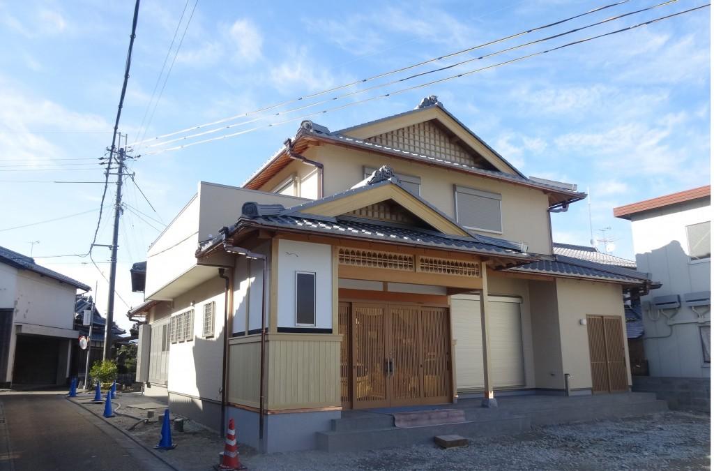 和風建築 大満足の家