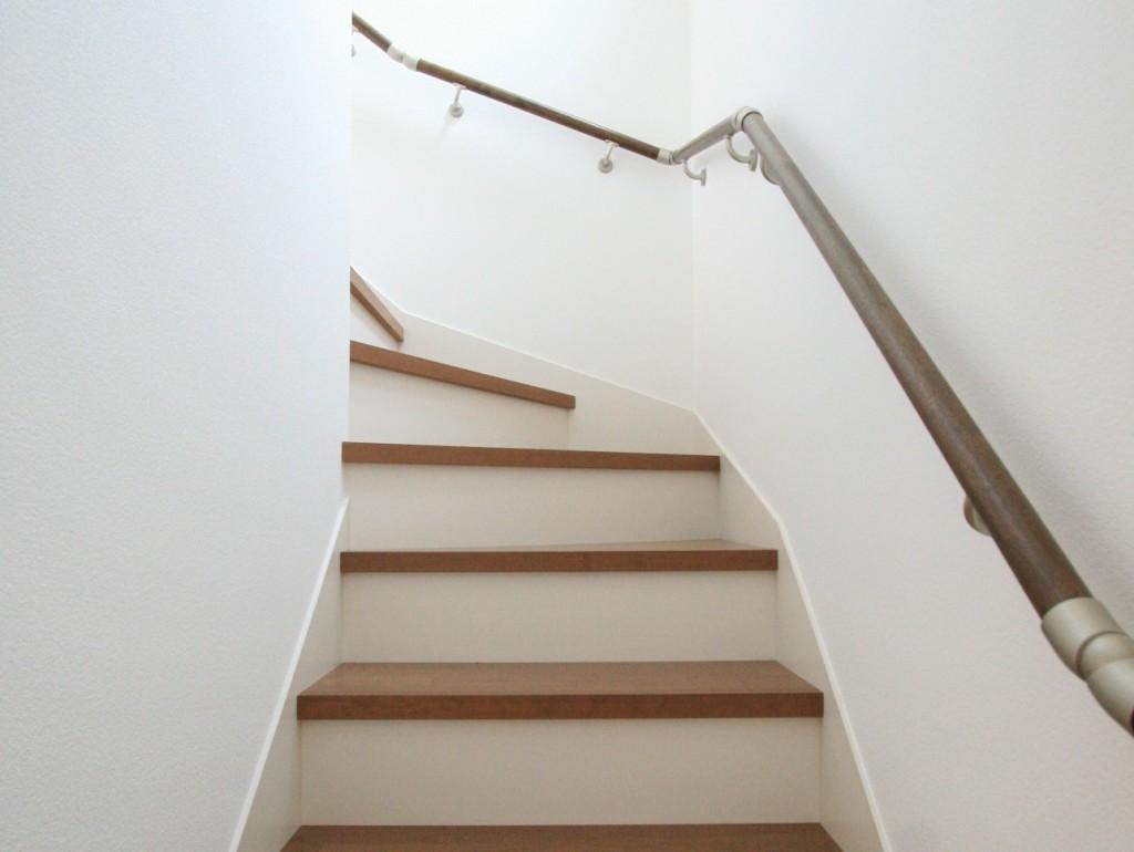 住宅の要、階段