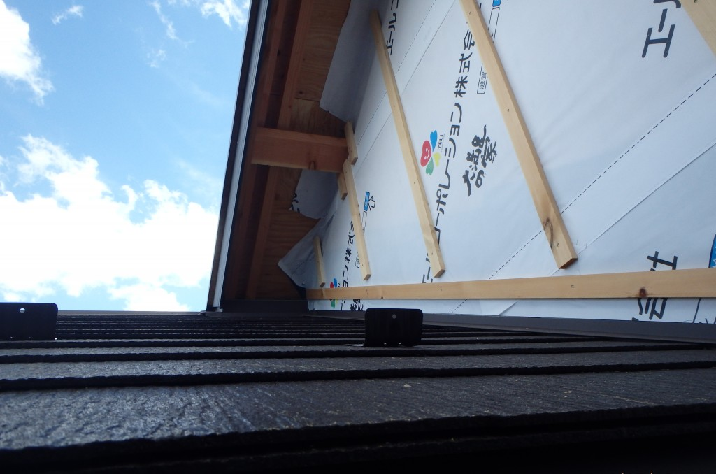 屋根って… 1