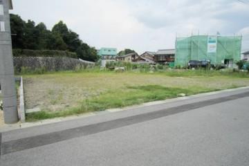草津市岡本町(B号地)