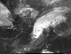 9月30日(日)台風接近のため15時より臨時休業いたします