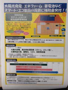 蓄電池・太陽光補助金