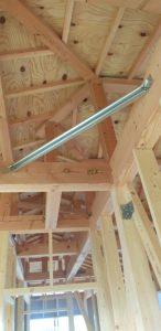 寄棟屋根のお家から考える大工のお仕事