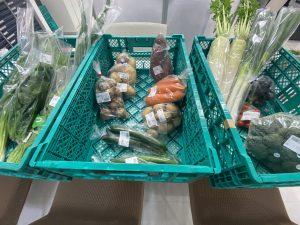 野菜販売会ありがとうございました!