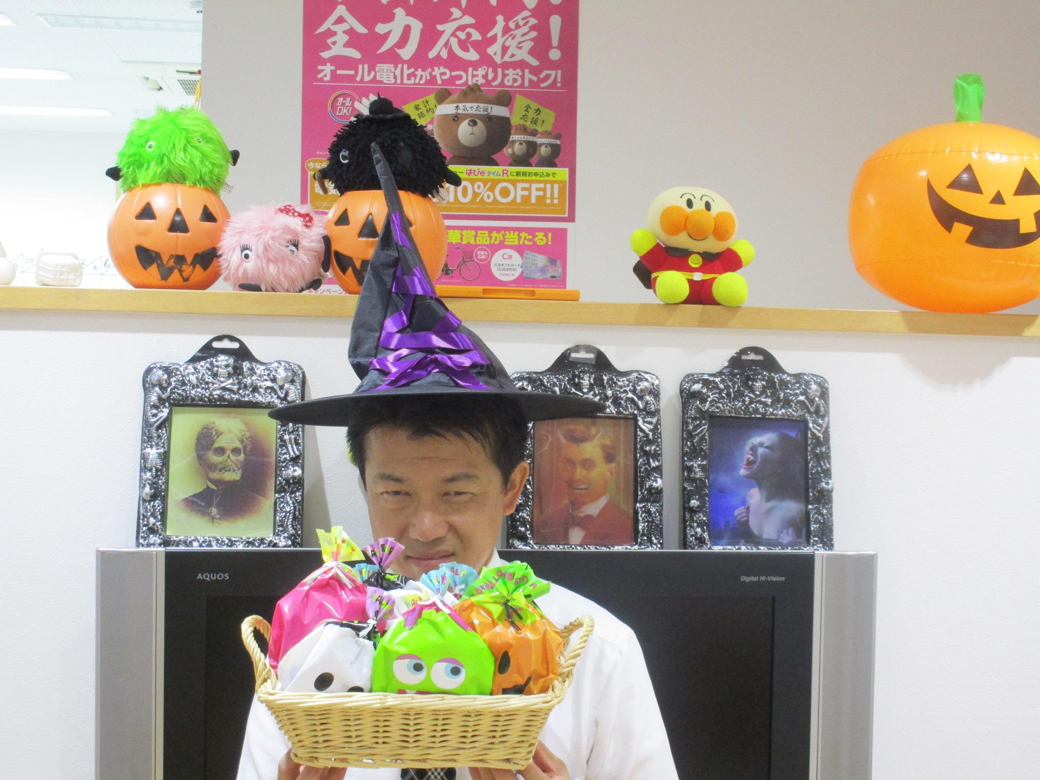 ハロウィンイベント!!