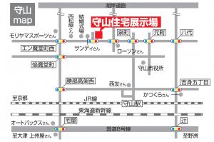 守山地図2016最新