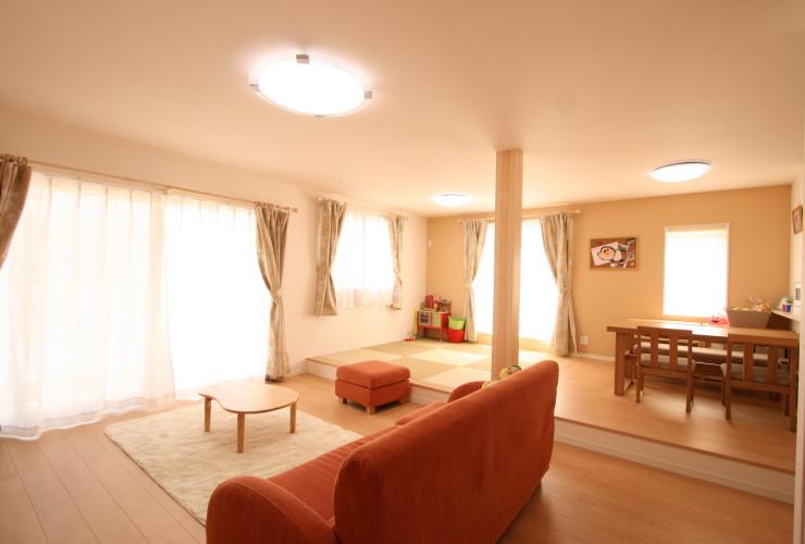 家具が主役の家